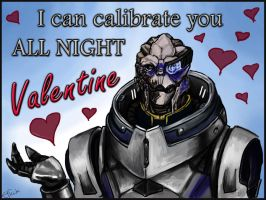 Mass Effect Valentine - Calibrations by efleck