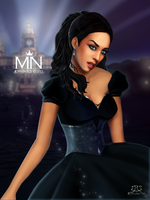 MidNight, Monica Naranjo by Efrayn