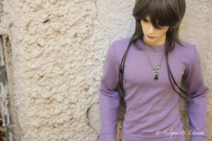 Eythan - Purple Thoughts - EID Akando by Lehanan