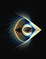 Peacock Eye by eReSaW