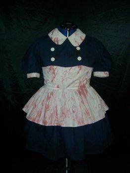 Bioshock 2 Little Sister Dress by ShyraWolf