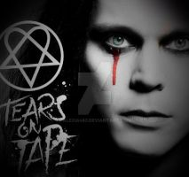 Ville Valo Tears On Tape by ALExIA483