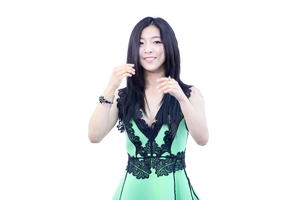 F(X) Luna render png by poubery