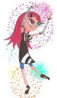 Yvi in PnF Style by Svennemi