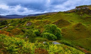 Fairy Glen, Isle of Skye, Scotland by Raiden316
