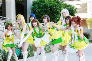 Here we Go!! - The iDOLM@STER by SparklePipsi