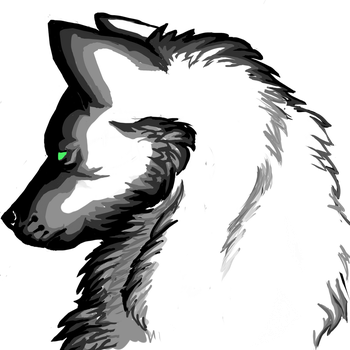 Wolf - Icon by IridiumCyanide