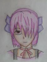 Elfen Lied Lucy by son-of-wolf-power