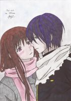 noragami by srk666