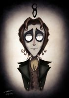 Doctor Burton 8 by The-Spooky-Man