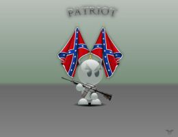 Fella The Patriot by Darwey
