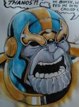 Thanos!! by Calapticus