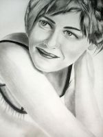 Audrey Tautou by FlashofWildfire