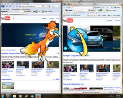firefox vs internet explorer by potatoesrawesome1
