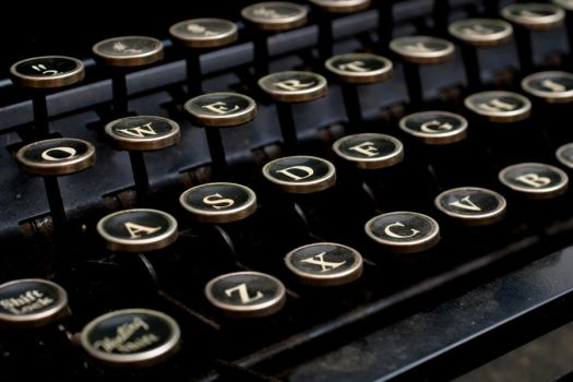 Type Writer IV by breaking-reality