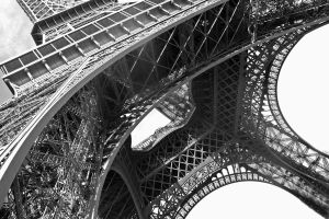 the eiffel tower. by imperfectperfectiion