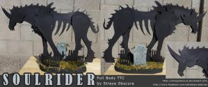 Soulrider - OOAK by StrayaObscura