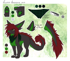 Updated Rucifer Reference - 2013 by Intellectual-Panda