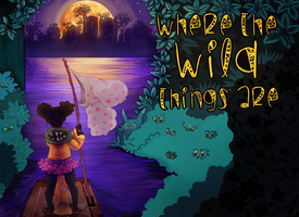 Where the Wild Things Are by Momo-Deary