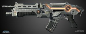 FPS_Rifle02 by boyluya