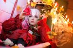 Inori Yuzuriha - Guilty Crown by kirawinter