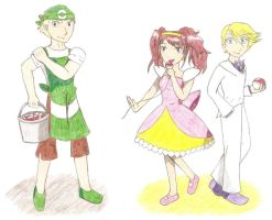 P4: Persomon Trainers Set 2 by DarthAnimus