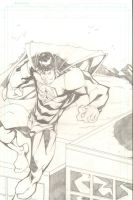 superman by charlessimpson