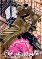 Gambit PSC by Foreman by chris-foreman