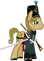 Sharpe pony by Vector-Brony