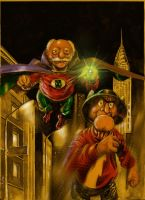 TLIID muppets mash-up Statler Waldorf GL Flash by Nick-Perks