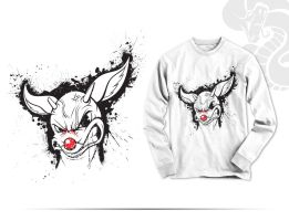 The Red-Nosed Bruiser Shirt by Primogenitor34