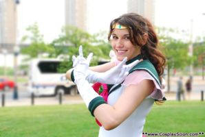 Supreme Thunder by The-Cosplay-Scion