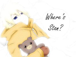 Where's Stan? by Kazimi-chan