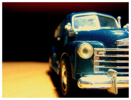 Chevrolet Suburban 1950 by piLLikeDi
