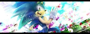 Let's go! [SONIC] by LeonS-7