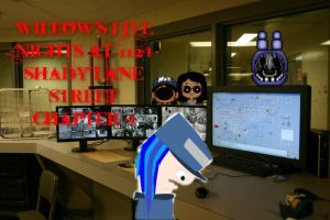Willow's Five Nights at 1124 Shady Lane Street Ch4 by jgjr1051