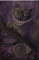 Cheshire Cat by DGanjamie