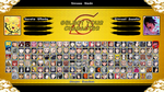 Naruto Shippuden : Ultimate Mugen HD Char Roster by Zinesis