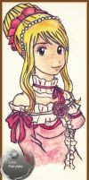 Lucy from Fairytale~ by mario-okami
