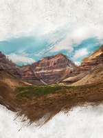 Canyon Large Art by incredible001