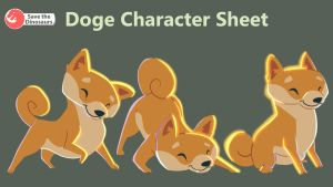 Doge character sheet by Save-The-Dinosaurs
