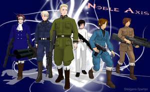 Noble Axis by Shinigami-Spartan