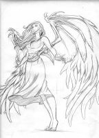 manananggal by flyAswang