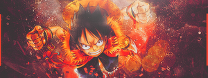 Monkey D Luffy by GreedLingCR