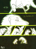 Homage to the Rat King. Pg3 by Whitelupine