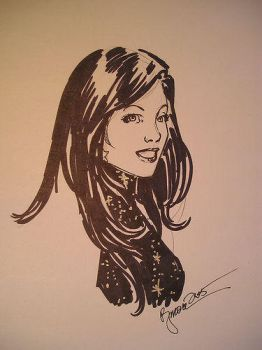 Donna Troy by TheBigBoom