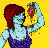 Zombified by GoreJessGhouls