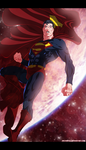 The Kryptonian Survivor - Superman! by JoeZart63