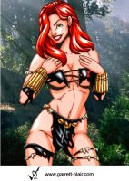 Savage Land Black Widow by Mythical-Mommy