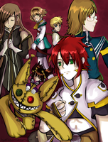 . tales of the abyss . by byakko